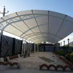 سقف ثابت سایبان منازل شخصی